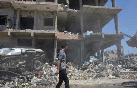 Россия обвинила США в гибели десятков мирных сирийцев от авиаударов.