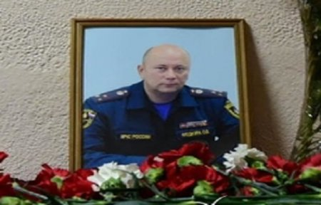 Сегодня во Владивостоке состоится прощание с погибшим главой МЧС Приморья Олегом Федюрой.