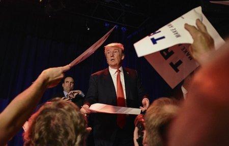 Дональд Трамп победил на президентских выборах в США.