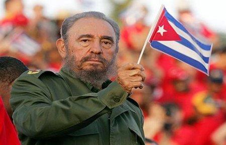 Умер лидер кубинской революции Фидель Кастро.