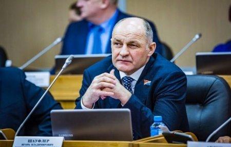 Игорь Шауфлер: Главное - удалось сохранить социальную направленность бюджета Приморья.