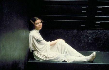 Умерла исполнительница роли принцессы Леи из «Звездных войн».