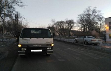 Пенсионер сбил пожилую женщину на пешеходном переходе в Артеме.