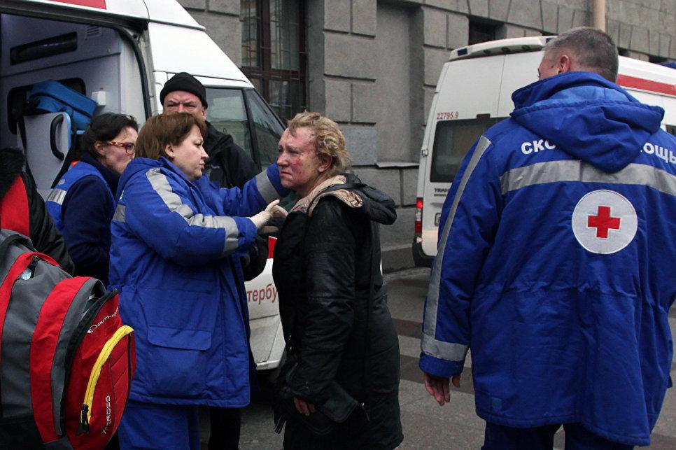 При взрывах в Петербурге погибли 9 человек и пострадали 20.