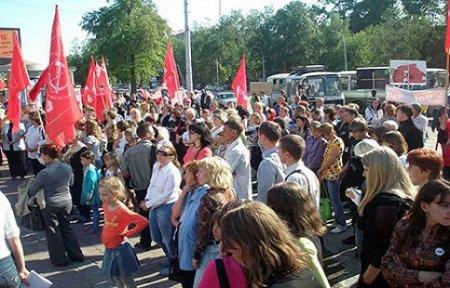 В Артеме пройдет митинг против автостоянки. ОБНОВЛЕНО