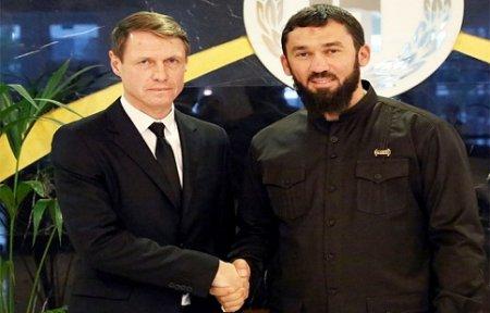 Кононов сменил Рахимова в Грозном.