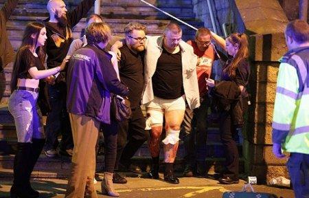 В результате теракта в Великобритании погибли 22 человека.