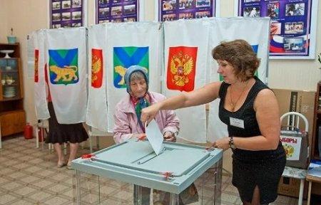 Депутаты Думы города Артема утвердили день выборов.