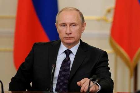 Путин призвал предприятия быть готовыми к переходу на военные рельсы