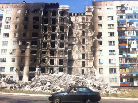 Владимир Скачко. Луганск: пал или подпал?