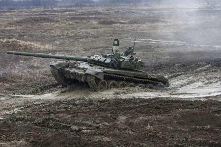 Российские танки вторглись на Украину, — Порошенко