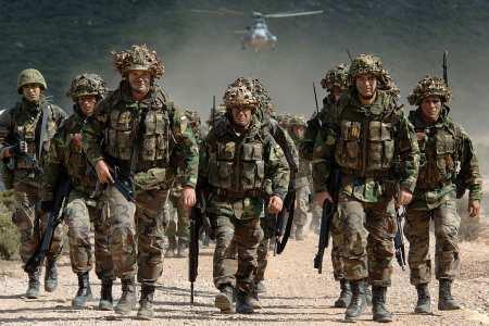 Немцы говорят нет войнам США и американским военным базам