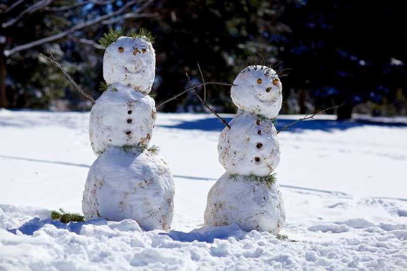 В Артеме пройдет конкурс на лучшего снеговика.