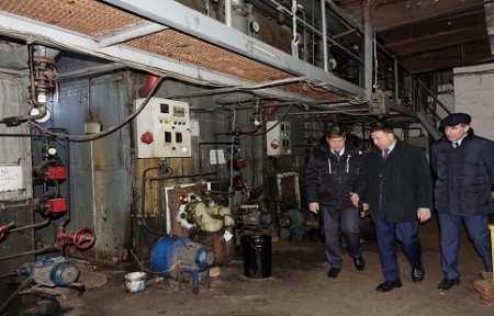 Ситуация с отоплением в Артеме на контроле депутатов Законодательного собрания.