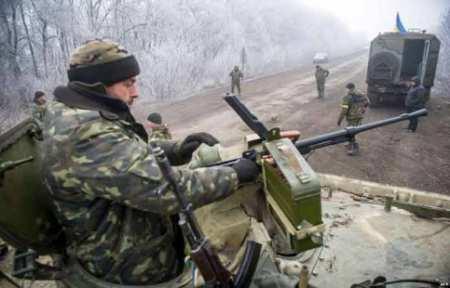 ВСУ попытались прорвать линию обороны ДНР под Горловкой.