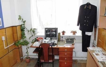 В прокуратуре города Артема создан музей истории.
