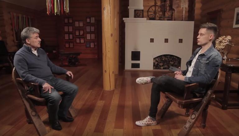 Кандидат в президенты Павел Грудинин дал интервью Юрию Дудю.