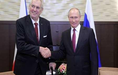 «Агент Путина» пошел на второй срок.