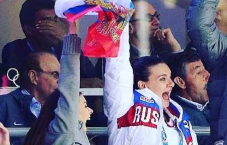 Исинбаева: россияне в гневе и злости становятся непобедимыми!