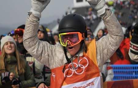Американский сноубордист Редмонд Джерард завоевал золото Пхёнчхана-2018 в слоупстайле.