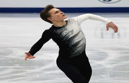 Фигурист Коляда — второй в произвольной программе командного турнира Олимпиады-2018.