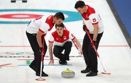 Швейцарские керлингисты стали бронзовыми призёрами Олимпиады-2018.