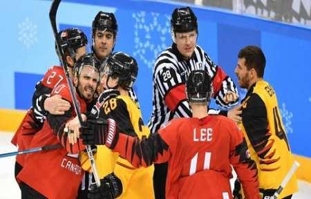 Российские хоккеисты сыграют в финале олимпийского турнира со сборной Германии.