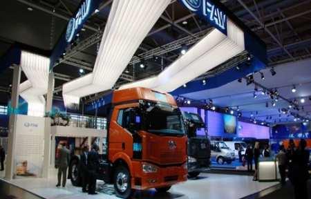 В городе Артеме первые Российские грузовики FAW увидели свет.
