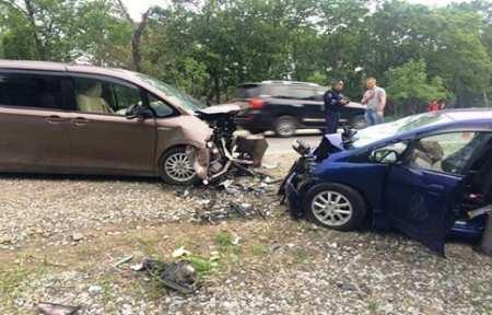 Смертельная авария произошла в Шкотовском районе.