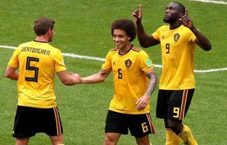 Бельгия совершила очередной разгром.