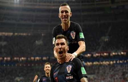 Хорватия впервые в истории выходит в Финал чемпионата мира.