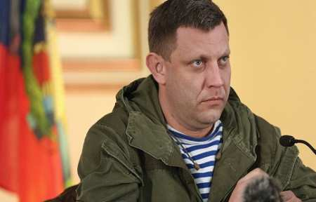 Убит глава ДНР Александр Захарченко.⠀