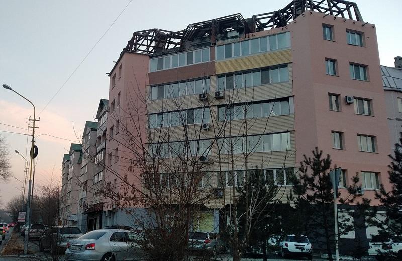 Следователь просит откликнуться очевидцев пожара в городе Артем по ул. Кооперативная 4