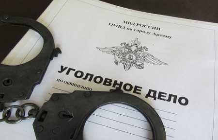 В Артеме задержаны подозреваемые в серии грабежей.