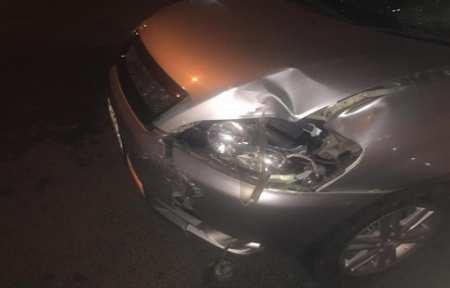 В Артеме недалеко от аэропорта произошло ДТП со смертельным исходом.