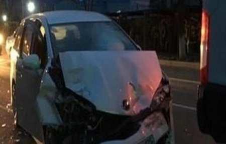 В Артеме пьяный автомобилист разбил четыре машины.