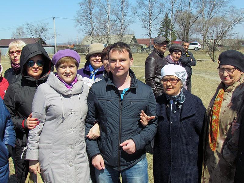 Житель Артема, правозащитник и блогер Александр Колосков попросил политическое убежище в республике Корея