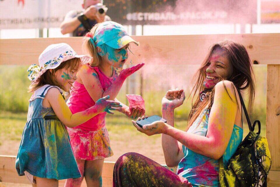 Фестивальный день для всей семьи в Артёме 1 сентября