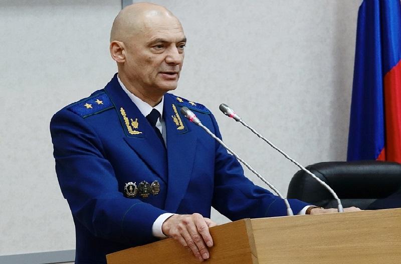 Прокурор края проведет личный прием граждан в городе Артеме