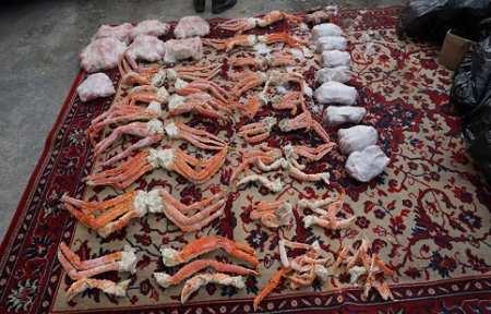 Нелегальные цеха с 4 тоннами морепродуктов нашли в Приморье.