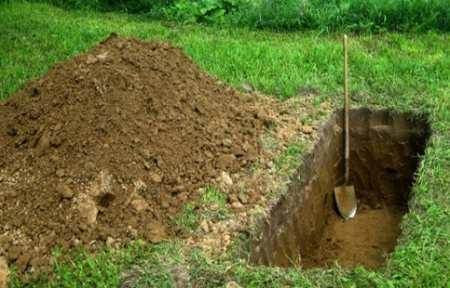 В Артеме  6 августа проведут соревнования по выкапыванию могил на скорость.