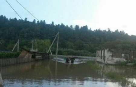 Режим ЧС введён в Чугуевском округе Приморья из-за паводков.